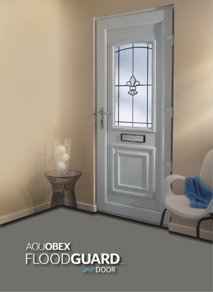 Aquobex FloodGuard Flood Door Brochure - An overview of the design options for our range of flood doors that offer automaitc and passive flood protection for residential properties