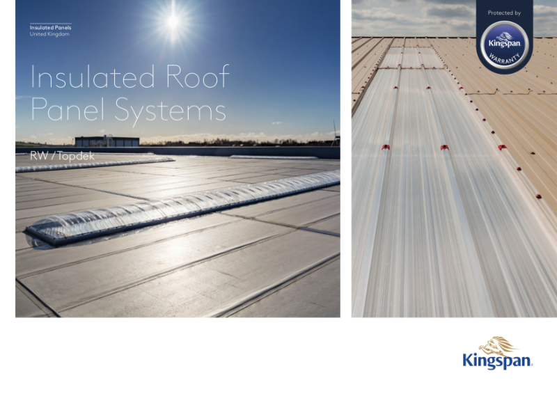 Kingspan Roof Systems Overview