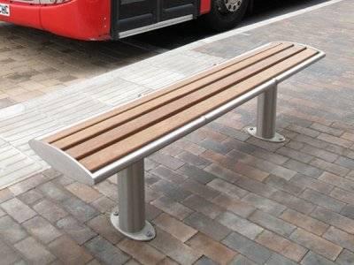 Zenith® Bench