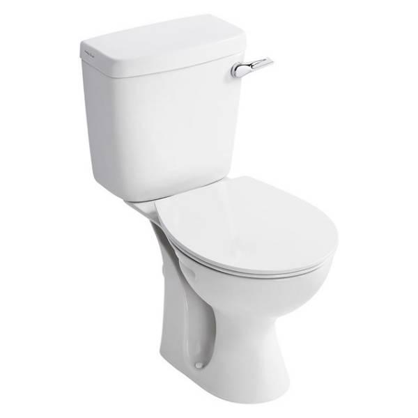 Sandringham 21 Close Coupled WC Suite - Push Button