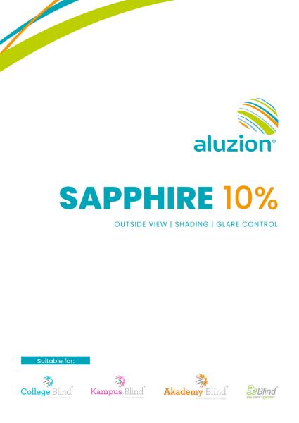 Sapphire 10%  FR