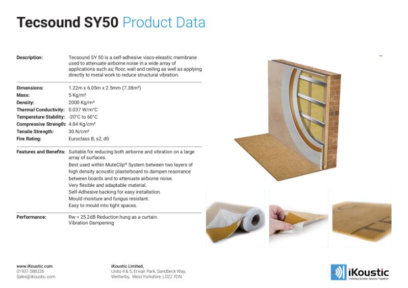 Tecsound® SY50