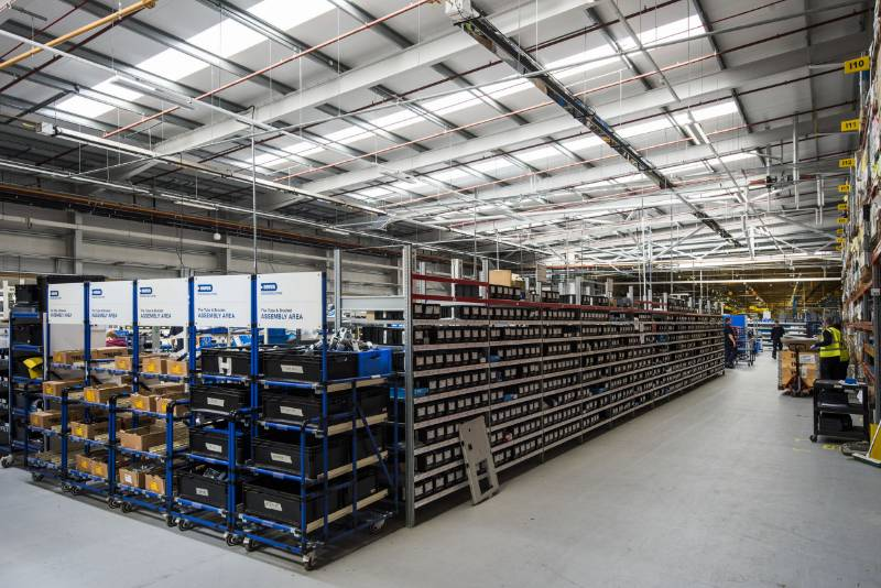Dover Fuelling Solutions Factory
