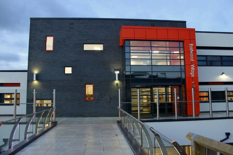 Eastwood Village School, South Yorkshire