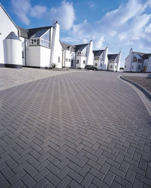 Rectangular Paving