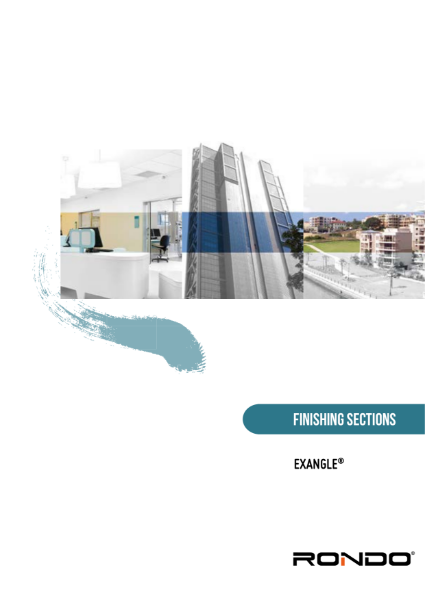 Design Manual - EXANGLE Drywall Finishing Sections