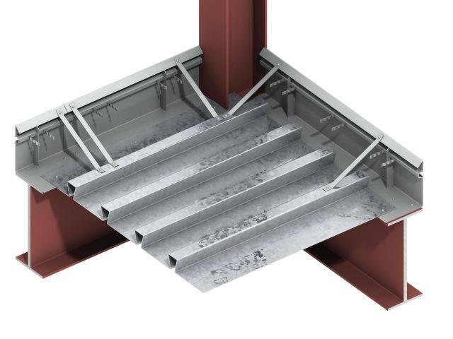 Ancon CombiDeck Steel Decking