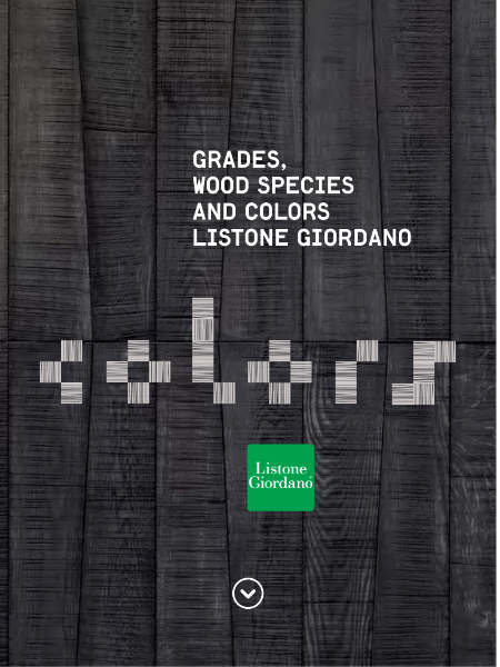 Listone Giordano Wooden Flooring: Sample Catalogue