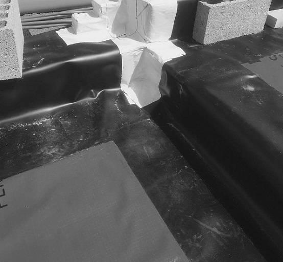 RIW Gas Seal Black - Gas resistant membrane