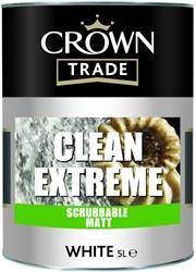 Clean Extreme Scrubbable Matt