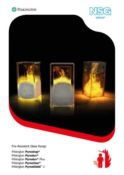 Pilkington Fire Range Brochure
