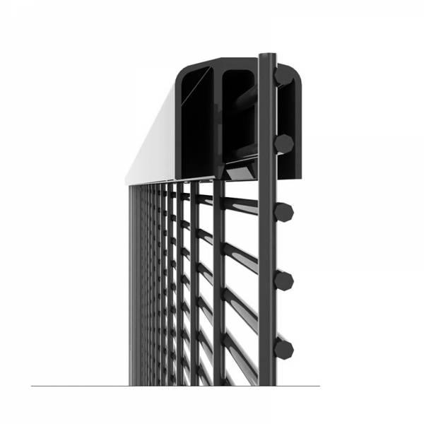 Securifor Super 6 + Bekafix Ultra - Metal Mesh Fence Panel