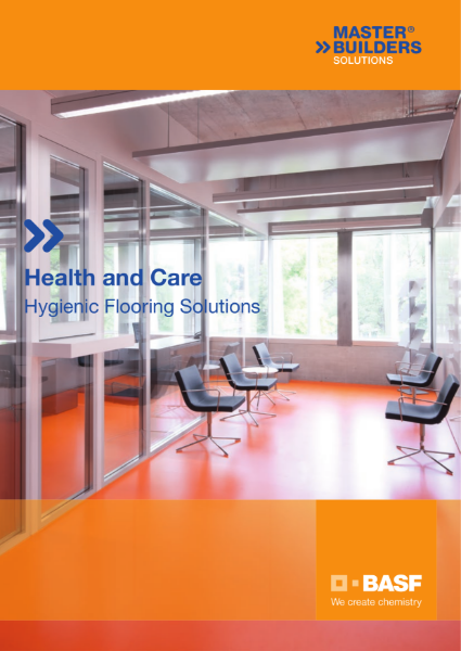 Health and Care - Hygienic Flooring Solutions