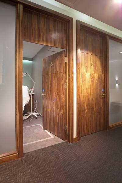Eco-Mercial Door
