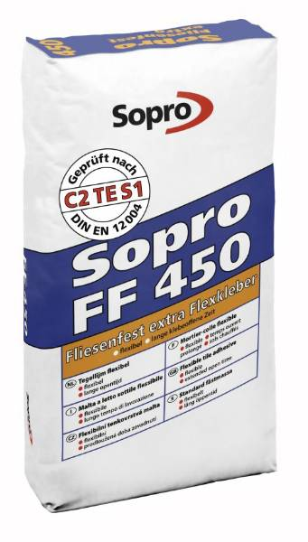 Sopro FF 450 Flexible Tile Adhesive
