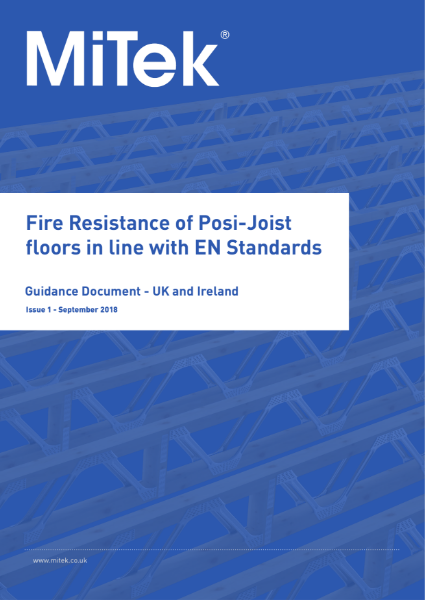 04a Posi-Joist Fire Guidance