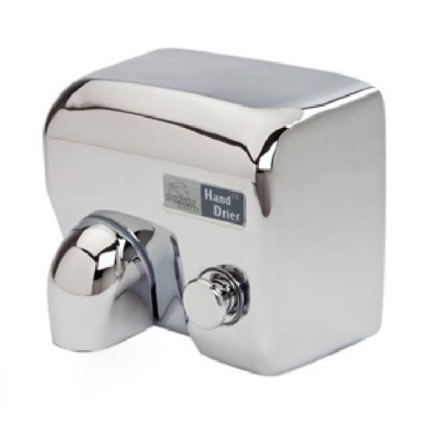 BC 2400 MS Dolphin Hot Air Hand Dryer
