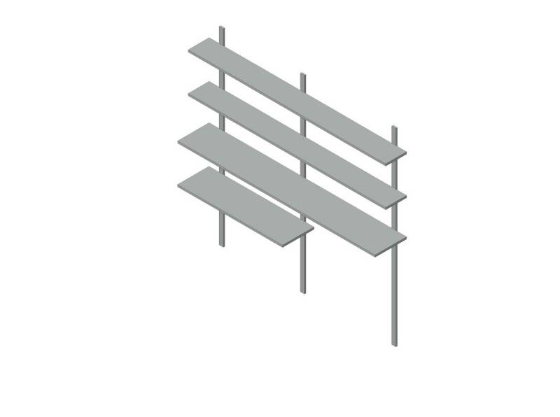 V90 Stainless Steel Shelving System