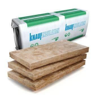 Knauf Insulation FrameTherm® Slab 32