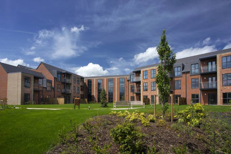 Spectus delivers required specification for new build retirement village
