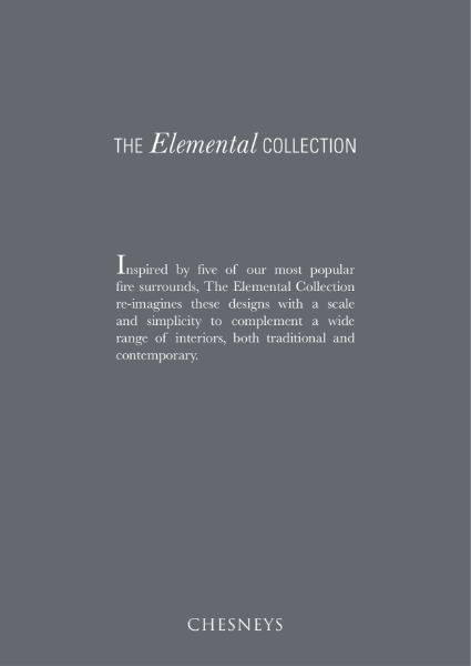 Fireplace - Elemental Collection