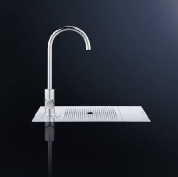 Billi Alpine Sparkling 200 Instant chilled and sparkling filtered water tap system