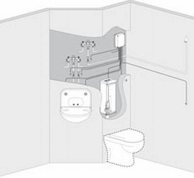Ensuite Package 4 – Low Risk (Including Shower)