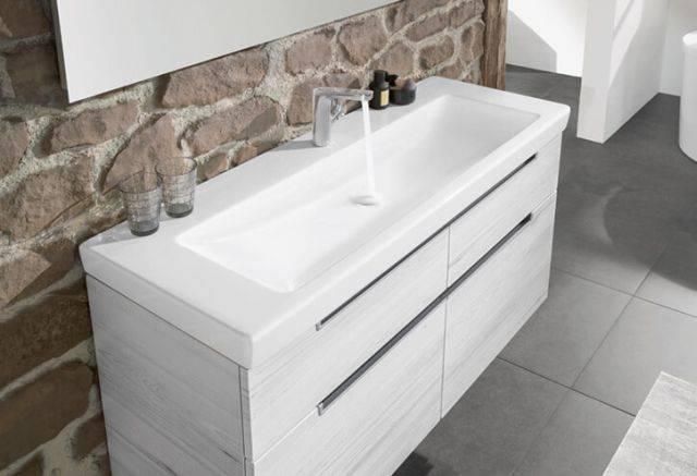 SUBWAY 2.0 Vanity Unit For Washbasin