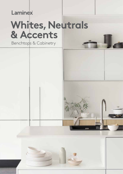 Laminex - Whites, Neutrals & Accents
