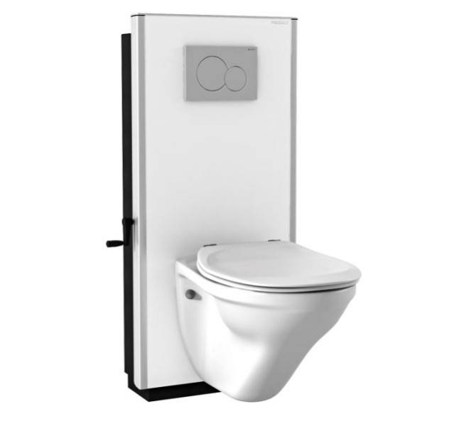 Height Adjustable Toilet Brackets