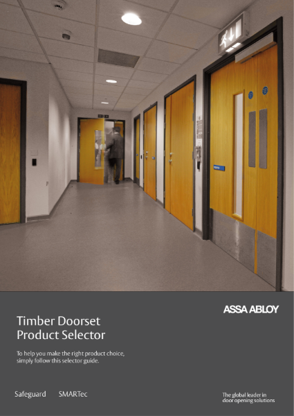 Timber Doorset Product Selector