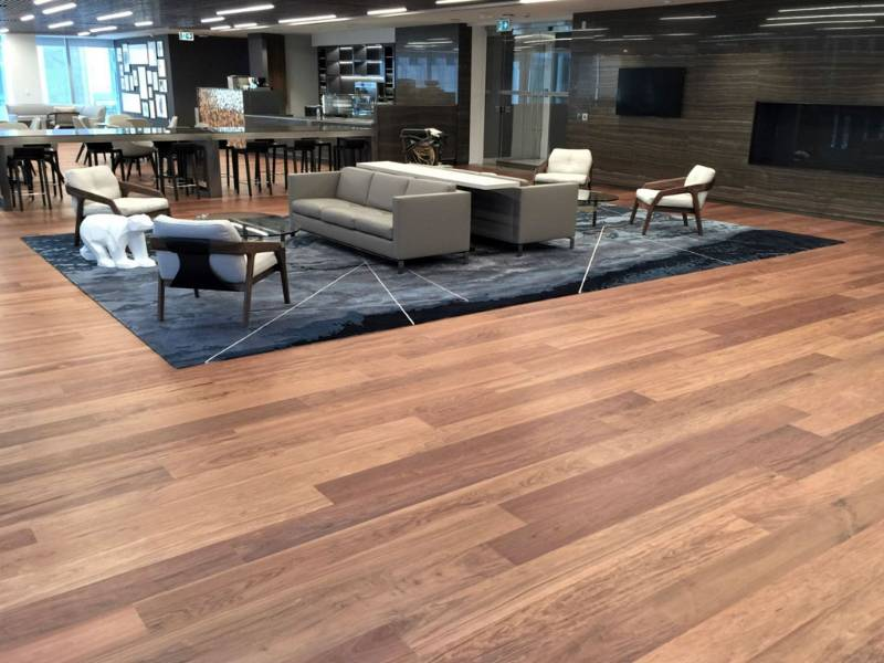 Flagship Project - Toronto Office