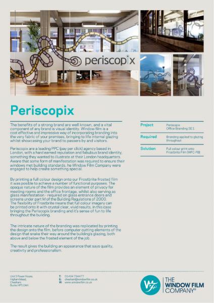 Case Study - Periscopix