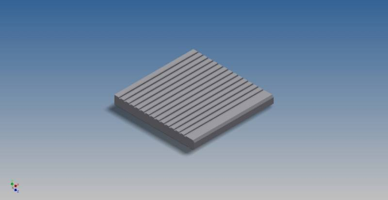 Nosing Stone - PC10