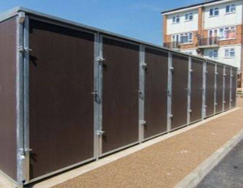 PTM-12/ PTMN-12 Outdoor Storage Units