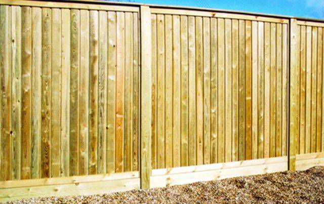 Tongue and Groove Effect Panels
