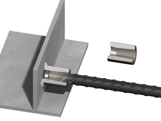 Ancon Tapered Thread Weldable Couplers