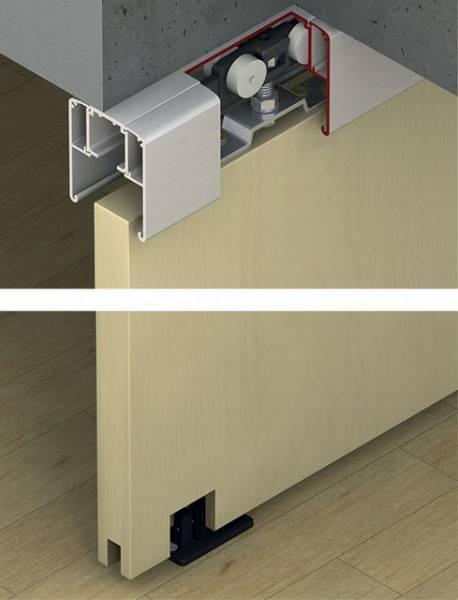 Slido Classic 60/120-P Sliding Door System