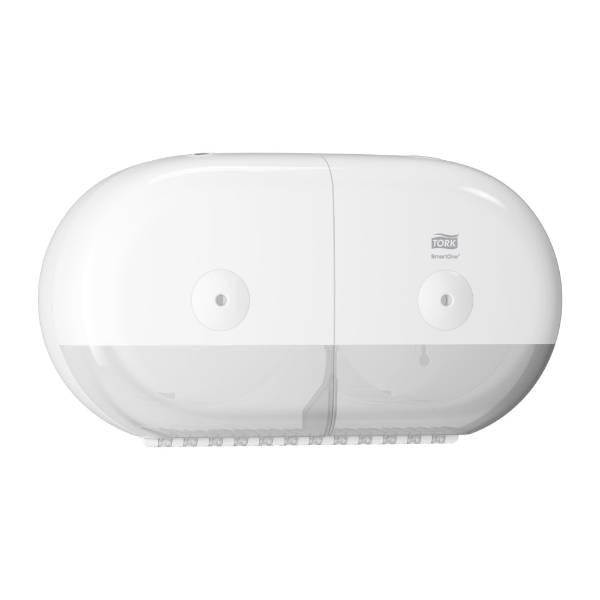 Tork Smartone Mini  Twin Toilet roll dispenser