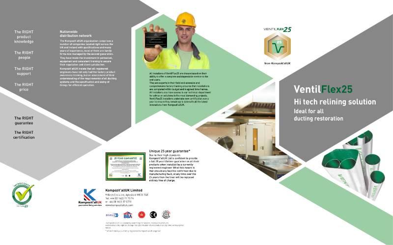 VentilFlex25 Info Brochure