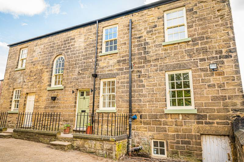 Childhood Home Restored To Former Glory With Bereco Sash Windows