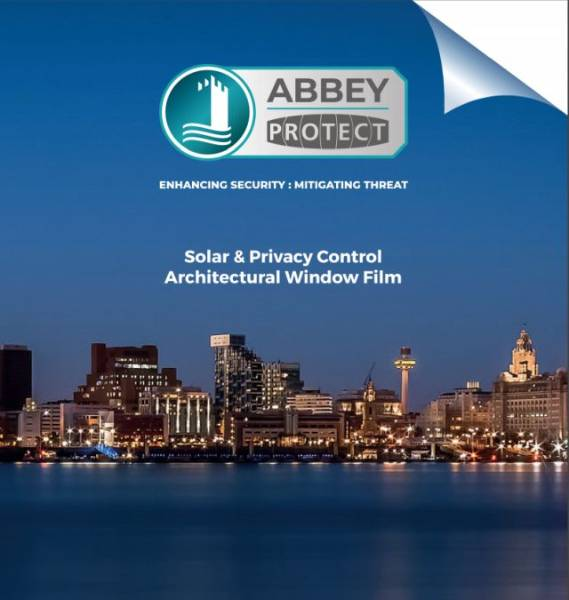 Solar Control Architectural Window Film