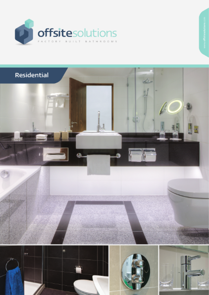 Offsite Solutions Residential Bathroom Pod Brochure