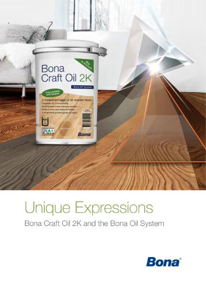 Bona Oil System brochure
