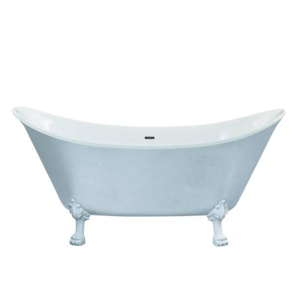 BLYFS01STL - Freestanding acrylic bath