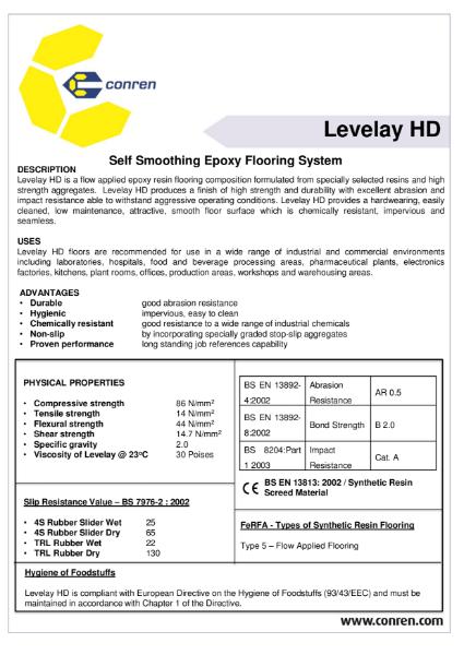 Levelay HD
