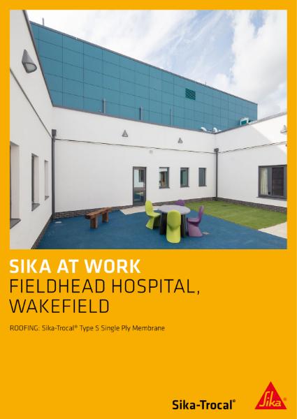 Fieldhead Hospital, Wakefield