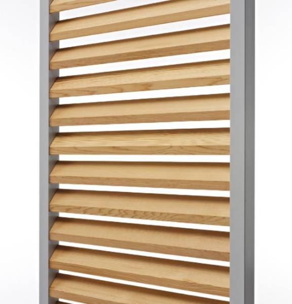 DucoSlide Luxframe 40/40: Lux 40 Wood