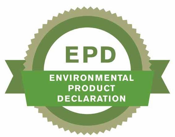 Environmental Product Declaration (EPD)