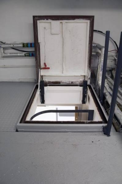 Fire Rated Floor Door